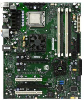 Płyta główna z chipsetem NVIDIA nForce 680i LT SLI