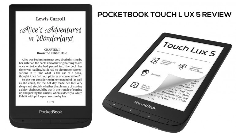 PocketBook 628 Touch lux 5
