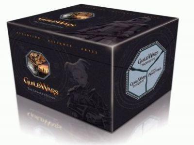 Guild Wars Legacy Ultimate Edition w zagranicznych sklepach