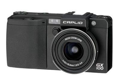 Ricoh Caplio GX100