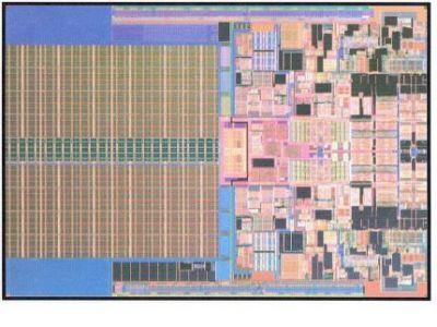 Tak wygląda od środka nowy procesor Penryn, następca C2D