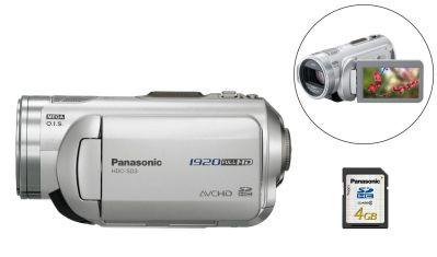 Panasonic zwiększa rozdzielczość kamer wideo