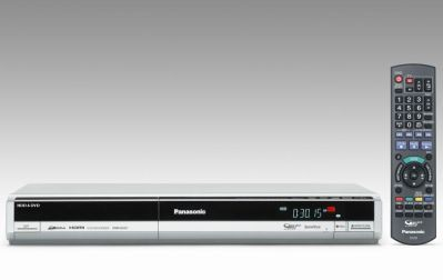 Panasonic: nowe nagrywarki DVD