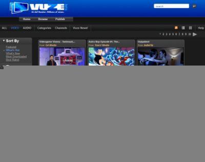 Azureus uruchamia płatną stronę z filmami