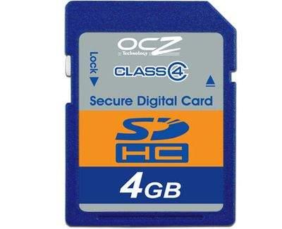 OCZSDHC4-4GB