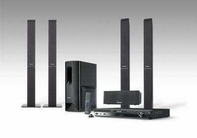 Panasonic: nowe systemy kina domowego