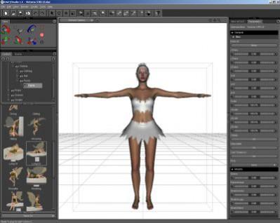 DAZ|Studio - nowa wersja prostego modelera 3D