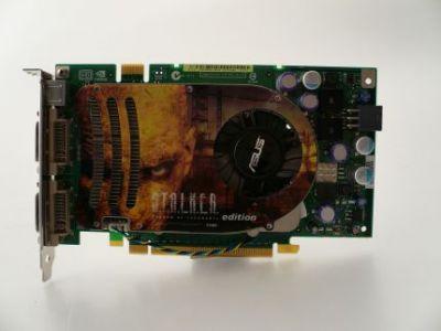 Asus EN8600 GTS to karta o bardzo mocno zwiększonych częstotliwościach taktowania procesora i pamięci - 745/1145 MHz.