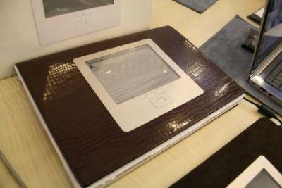 IDF2007: elektroniczny papier jako drugi ekran notebooka