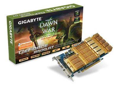Gigabyte GV-NX85T256H