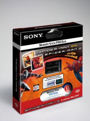 Sony: flashowe propozycje z pająkiem w tle