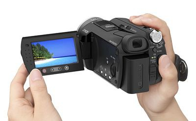 Sony HDR-SRE