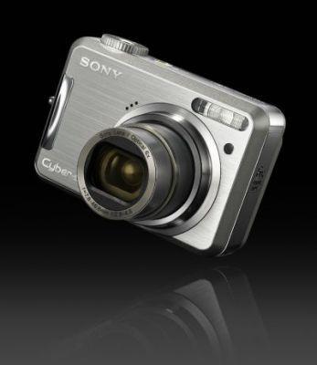 Cyber-shot S800 - nowość od Sony