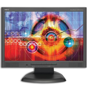 NEC: 3 nowe panoramiczne LCD