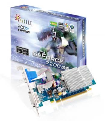 Sparkle GeForce 7200 GS