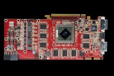 AMD zdecydowało się na zastosowanie pamięci GDDR3, a nie 4. Dzięki temu udało się istotnie obniżyć cenę karty