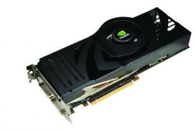 Tak wygląda GeForce 8800 Ultra. Jest to obecnie najszybsza karta graficzna