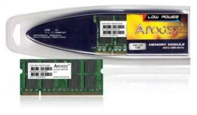 APOGEE low power SO-DIMM