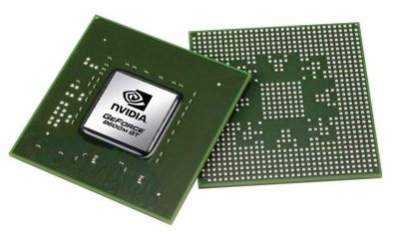 Nvidia GeForce 8600M GT