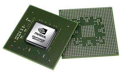 Nvidia GeForce 8600M GT