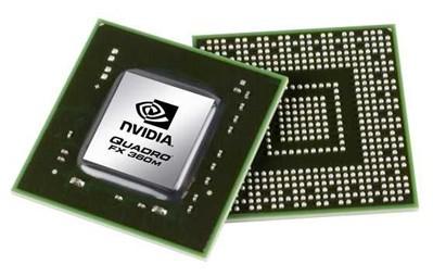 Nvidia Quadro FX 360M