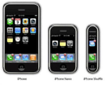 iPhone nano? (źródło: www.informationarchitects.jp)