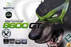 XFX GeForce 8600GT