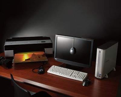 Digital Darkroom system
