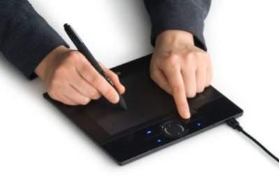 Wacom Bamboo - miniaturowy tablet graficzny