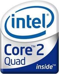 Wizytówka czterordzeniowych procesorów Intela