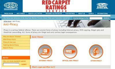 Organizacja MPAA od lat prowadzi antypiracką batalię przeciwko sieciom P2P