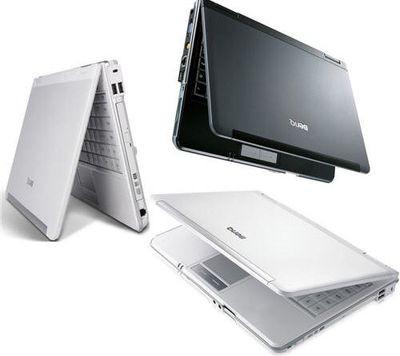 Nowe notebooki firmy BenQ