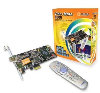 Tuner telewizyjny VideoMate E800