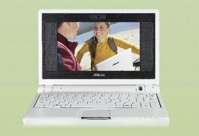 Asus EeePC 701, czyi 7 cali notebooka za... 200 USD