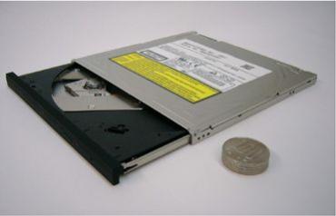 7-milimetrowy napęd dla notebooków