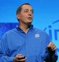 Sean Malony, wiceprezes zarządzający i główny menedżer sprzedaży i marketingu Intela