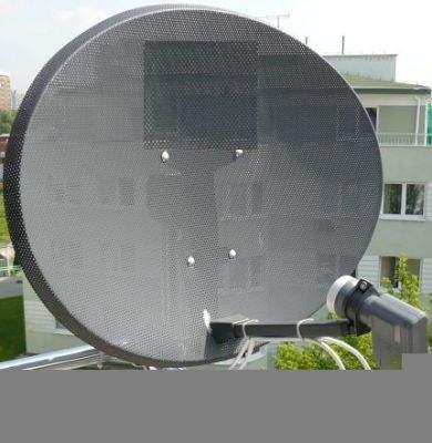 Antena satelitarna z choćby pojedynczym konwerterem jest niezbędna aby odbierać sygnał HDTV na karcie podłączonej do PC. Antena oczywiście nie różni się niczym od standardowych produktów dołączanych np. do stacjonarnych dekoderów platform cyfrowych.