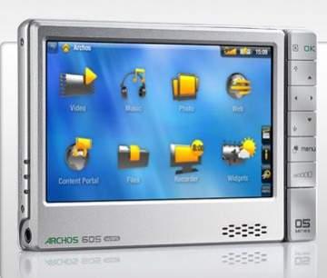 Archos 605 Wi-Fi
