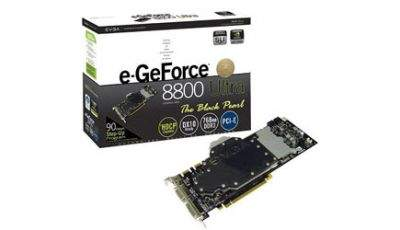 GeForce 8800 Ultra EVGA 768MB TV