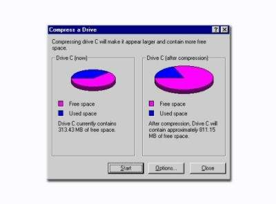 Microsoft DriveSpace