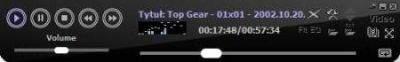Nowa skórka i znany panel kontrolny w ALLPlayer 3.0