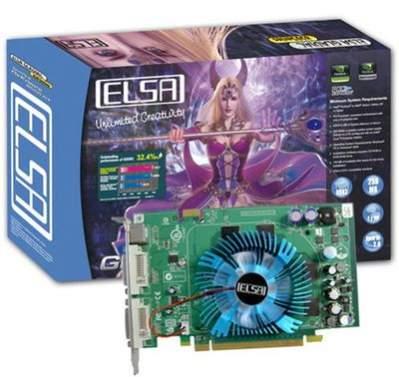 ELSA GLADIAC 850GT 256B3 2DT