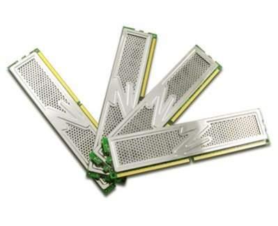 DDR2 PC2-6400 Platinum Quad Kit