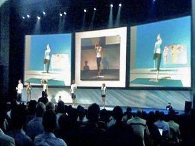Wii Balance Board - największy hit z konferencji Nintendo. Źródło: GamePro
