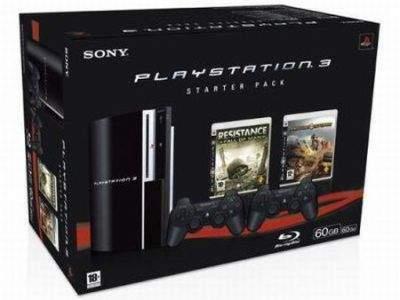 Playstation 3 Starter Pack