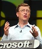 Bill Gates prezentuje Longhorna