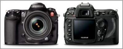 Fujifilm FinePix IS Pro
