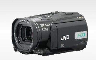 JVC HD Everio GZ-HD3