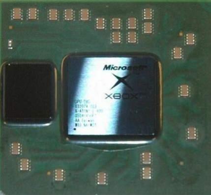 Xenos, przykład procesora MCP wykorzystywanego w konsoli Xbox 360