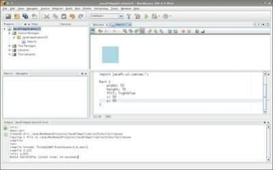 NetBeans IDE z nową wersją wtyczki JavaFX